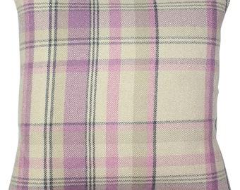 Mauve Pink Geometric Pillow The Maude