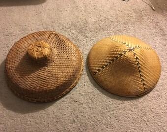 c4279807f Bamboo sun hat | Etsy