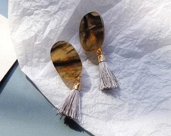 "Earrings CLIPS Assilah - Capsule ""H"""