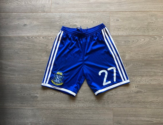 Details about Adidas Adidas ESS 3S Chelsea Short Men's ClimaLite Function Shorts Grey