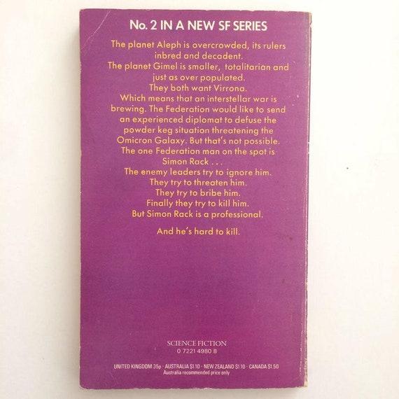 Laurence James Simon Rack Starcross Sphere Paperback 1974 Etsy