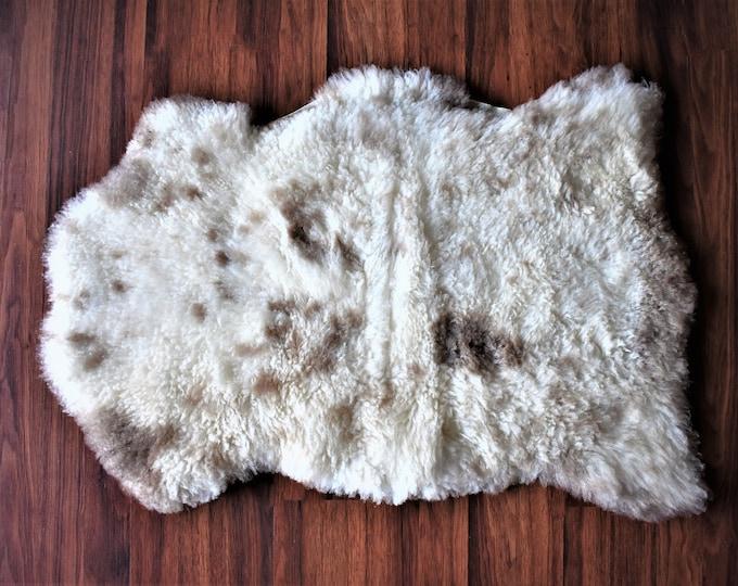 Soft Genuine sheepskin Rug Gray Beautiful Eco Superior Sheepskin Rug Throw