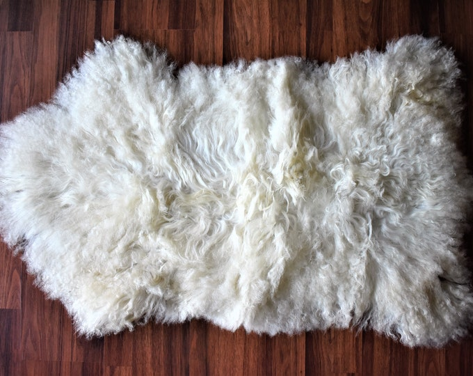 Genuine Sheepskin Rugs creamy white Natural Rug Pelt Giant Sheepskin throw Real Sheepskin Rug Scandinavian Decor Sofa Sheep Skin Rugs