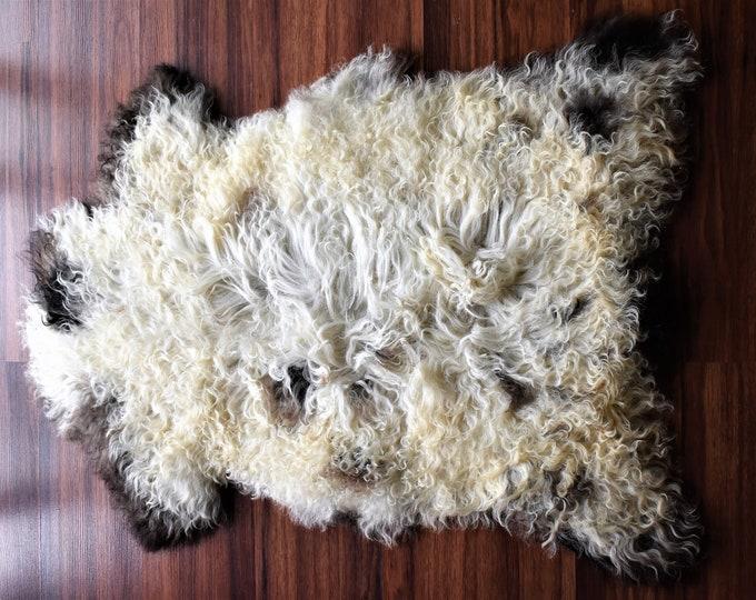 Sheepskin Rug, Sheep Skin, Rug, Chair Cover, Scandinavian, Genuine Sheepskin, Real Sheepskin, Rugs, Sheepskin Throw, Bed Throw, Fur,Shaggy