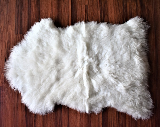 Sheepskin Rug, Sheep Skin, Rug, Chair Cover, Scandinavian, Genuine Sheepskin, Real Sheepskin, Rugs, Sheepskin Throw, Bed Throw, Fur,Shaggy