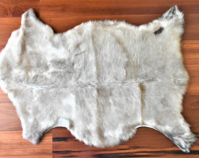 Sheepskin Pelt,  Sheepskin Throw, Soft Cream Beige Wool