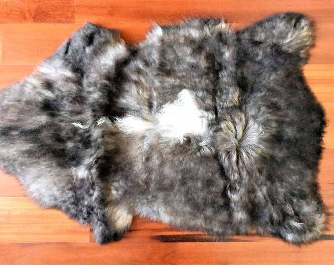 Sheepskin Rug, Charming Sheepskin Pelt, Swedish Farmhouse, Zero Waste Gift