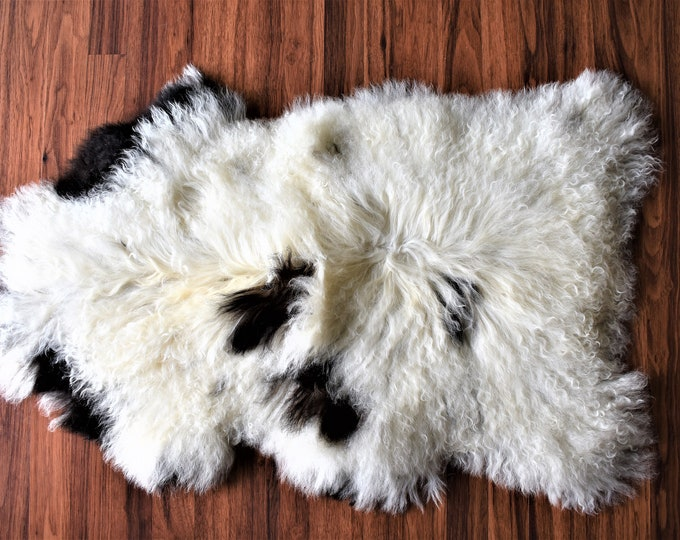 BESTSELLER Genuine Sheepskin Rug Icelandic Sheepskin Fur Rug Natural Rug Baby Floor Hide Rug Genuine Sheep Skin Kids Scandinavian Rug Pelt