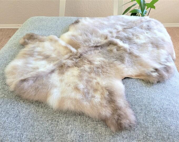 Sheepskin Rug, Rug, Sheepskin, Rugs, Sheep Skin, Area Rugs, Cheap Rugs, Fur Rug, Natural, Genuine Sheepskin, 23 x 36 in.