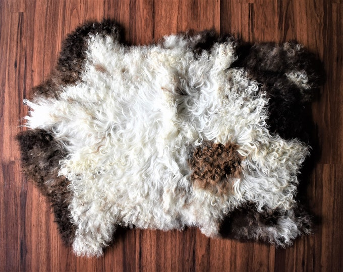 Sheepskin Rug, Sheep Skin, Rug, Chair Cover, Scandinavian, Icelandic Sheepskin, Real Sheepskin, Rugs, Sheepskin Throw, Bed Throw, Fur,Shaggy