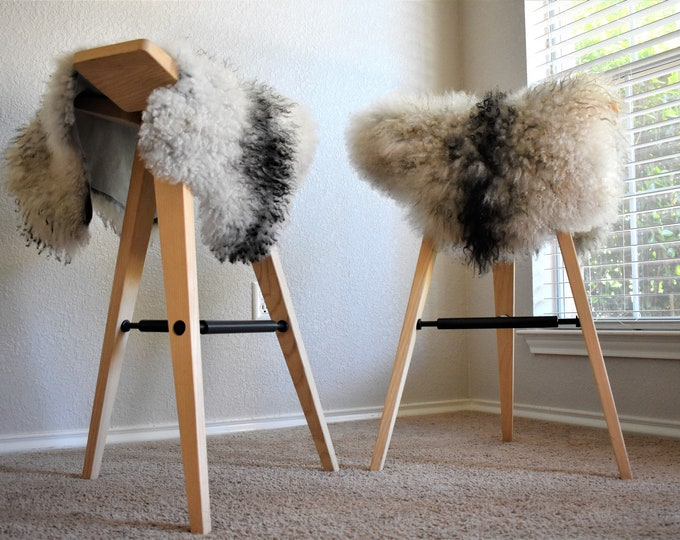 ANY 2 Sheepskin Pelts From My Shop, Pick Any 2 Sheepskin Rugs REGARDLESS of PRICE, Highest Quality Zero Waste Gifts, Superb Sheepskin Throws