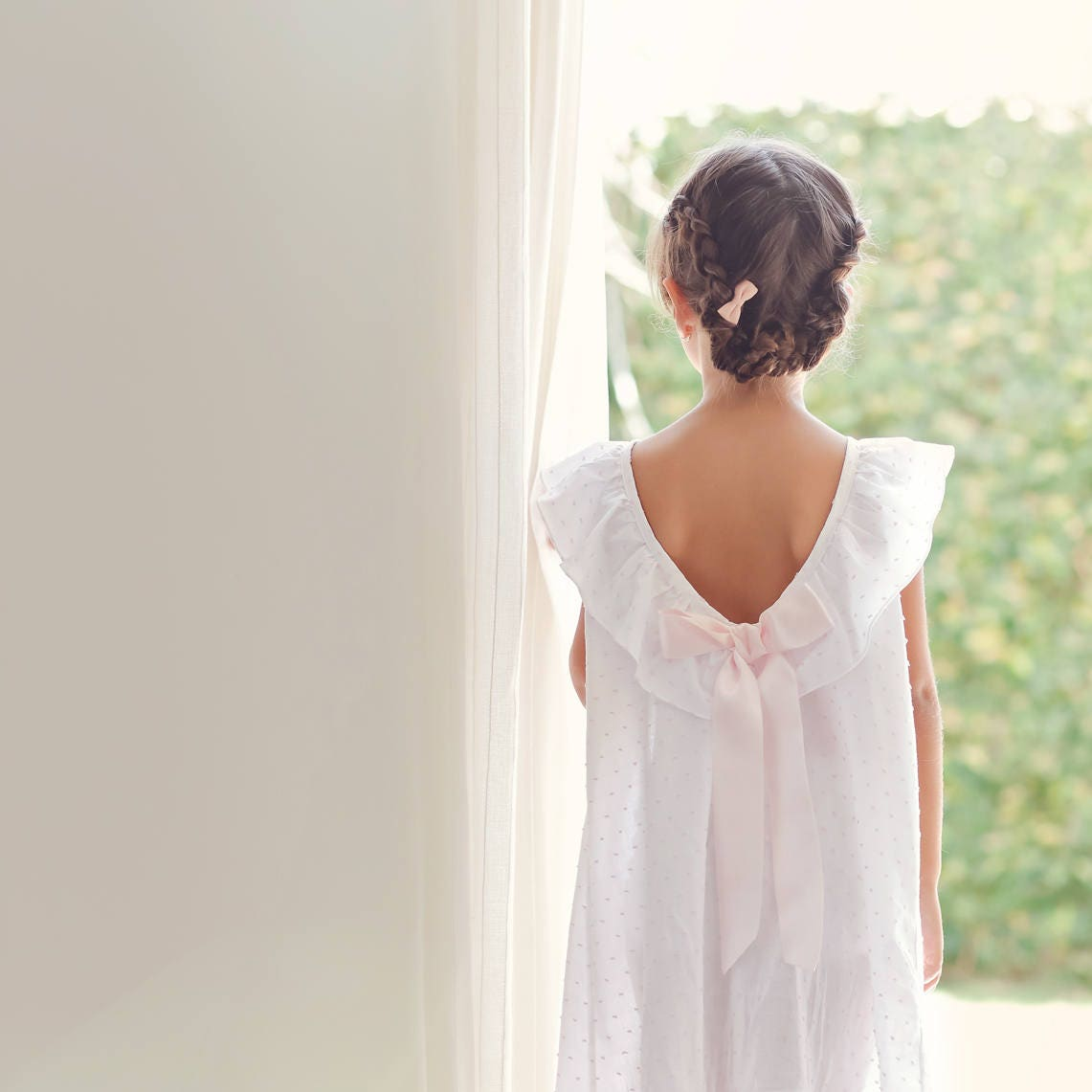 Girls Nightgowns . Girls Pajamas . Sophisticated Sleepwear . | Etsy