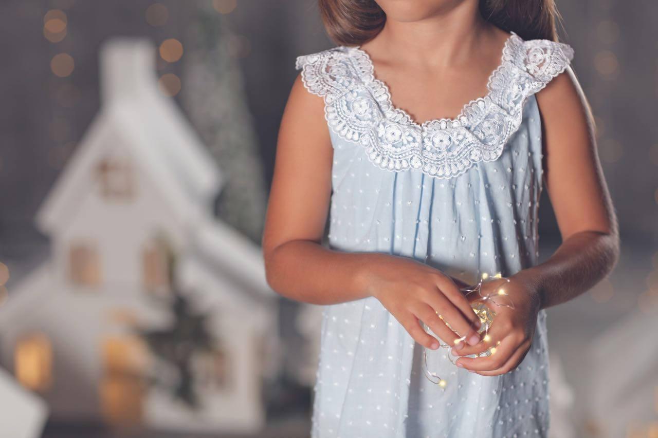 Girls Lace Nightgown . Girls Nightgowns . Girls Pajamas . | Etsy