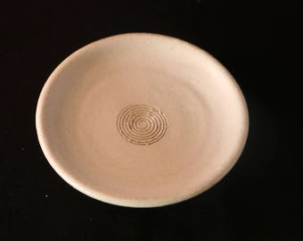 Ceramic Garlic Grater Dish