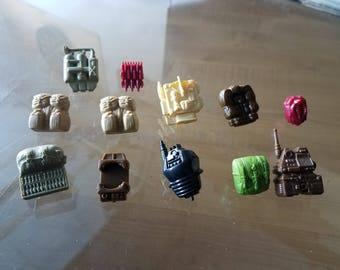 G. I. Joe backpack lot #1