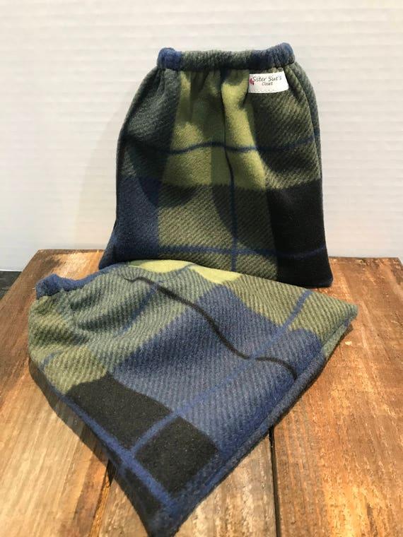 Green Stirrup Covers Stirrup Socks Saddle Protector