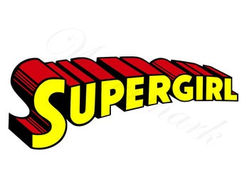 Girl SVG And Studio 3 Cut File Decal Logo For Silhouette Cricut Decals Cuts Logos Downloads Digital Design Hero Super Supergirl Woman