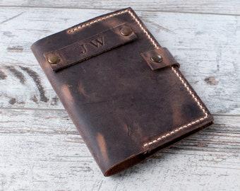 leather passport Personalize passport Passport cover Passport holder men Custom passport Passport keeper Fathers day gift 3rd anniversary