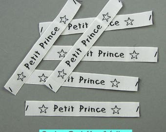 Little Prince - set woven marks - clutches - tags - brand