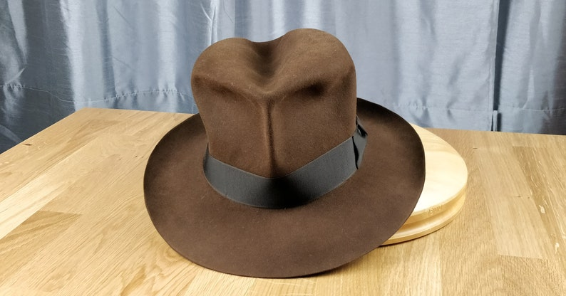 b676433b9f LEIFUR Lucky FEDORA by HUFVUD Made to measure Custom
