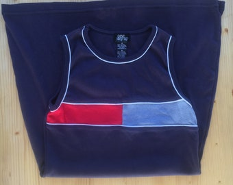 78c768101adc Vintage Tommy Hilfiger look-a-like Tennis Dress   Sleeveless   A-Frame    Modern Chic