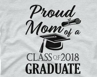 9168ac5d698 Graduate mom shirt