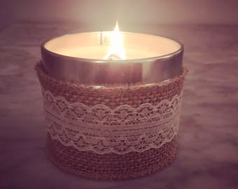Enchanted Forest Woodenwick Scented Candle