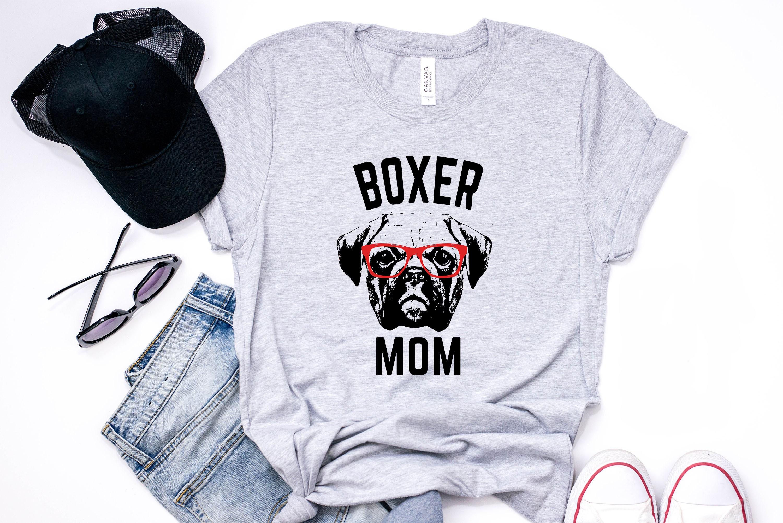 Boxer Dog Lover T Shirt