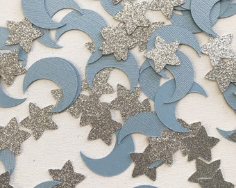 Moon & Stars Confetti