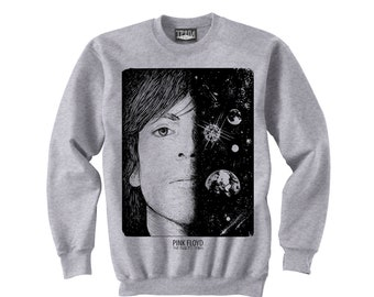 Pink Floyd Shirt Vintage tshirt 1980s The Wall tee raglan jersey psychedelic rock band acid LSD Roger Waters David Gilmour