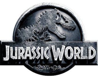 Jurassic World Round Edible Cake Image Topper Frosting Icing Sheet