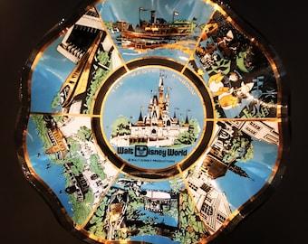 Vintage Walt Disney World Dish
