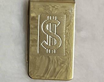 Dollar Sign Money Clip