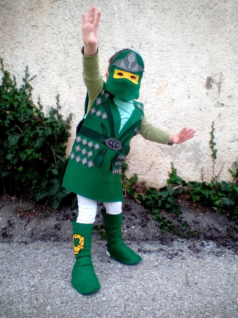 Lloyd costume  Lego ninjago Costume  Ninjago Halloween   e9412424340ac
