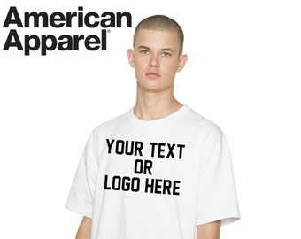 a308433561bdf Custom American Apparel Unisex Clout Long Sleeve T Shirt Your | Etsy