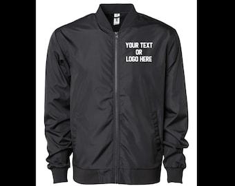 Custom bomber jacket | Etsy