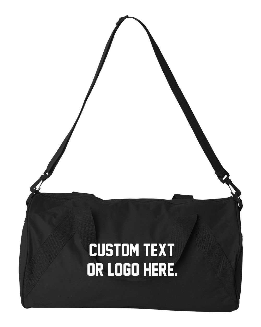 Custom Duffel Bag Your Text or Logo Make it your Own beach  d331913086366