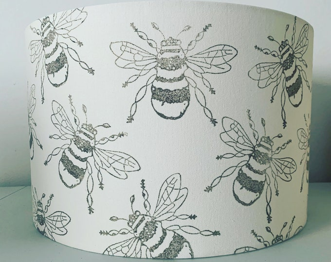 Giant Bumble Bee Lampshade