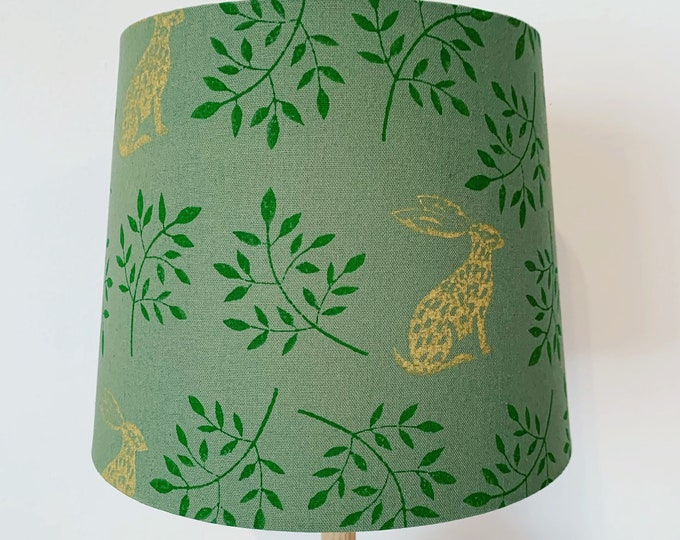 Spring Hares Empire Lampshade