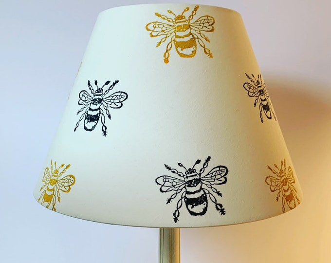 Bee Coolie Lampshade