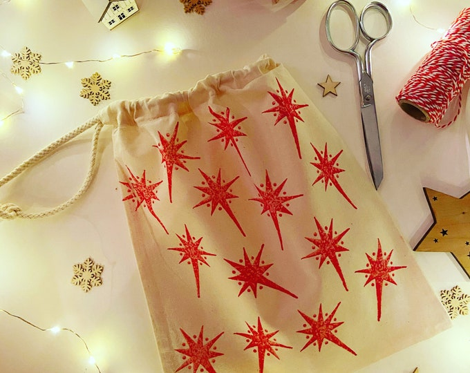 Christmas Star Bag