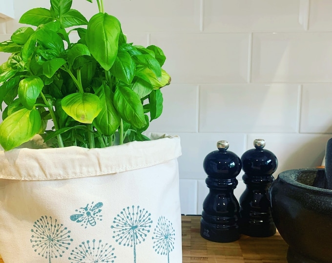 Dandelion Bee Storage Bag