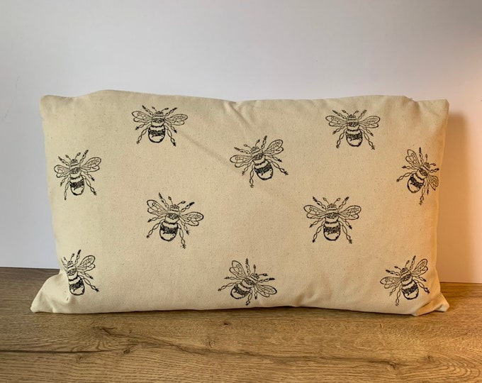 Bumble Bee Cushion