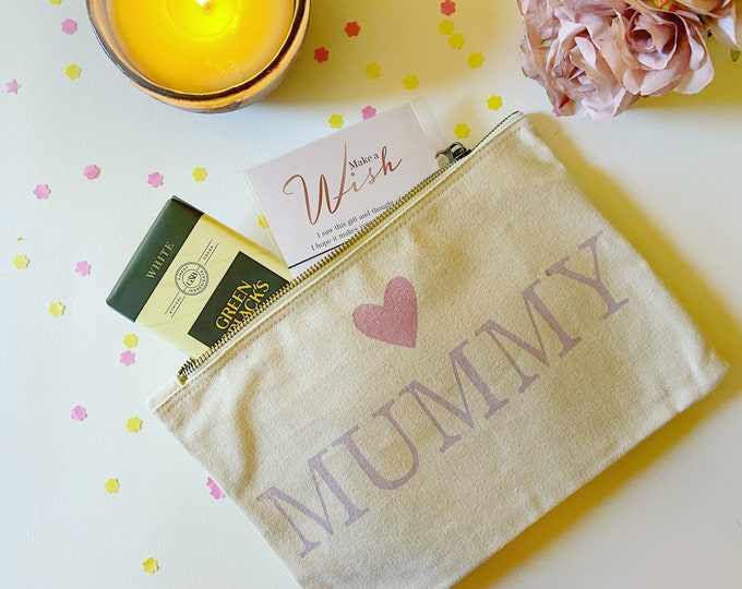 Mummy Make Up Bag
