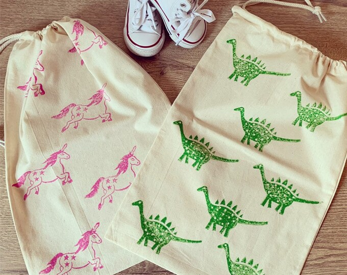 Childrens Shoe Bags