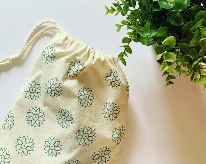 Flower Fruit or Vegetable Produce Bag