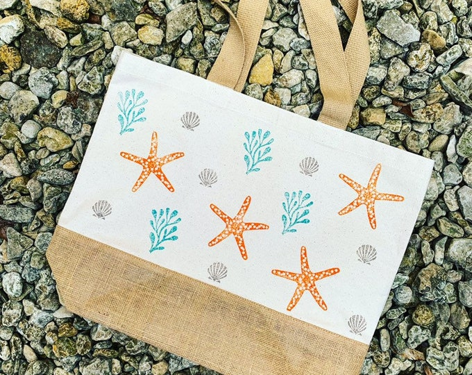 By The Sea Beach Bag