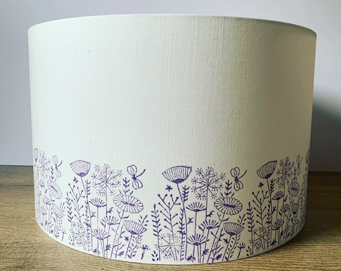 Summer Fields Lampshade