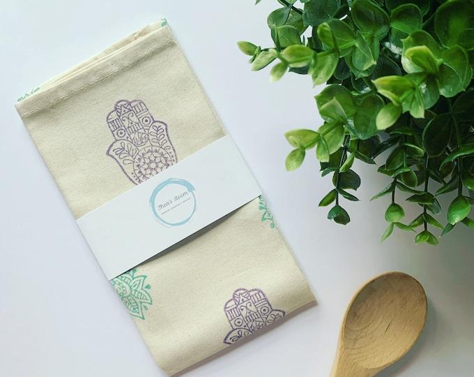 Hamsa Tea Towel