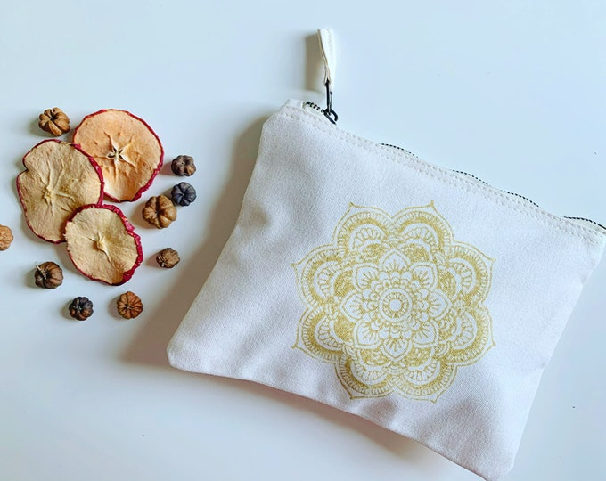 Mandala Make Up Bag